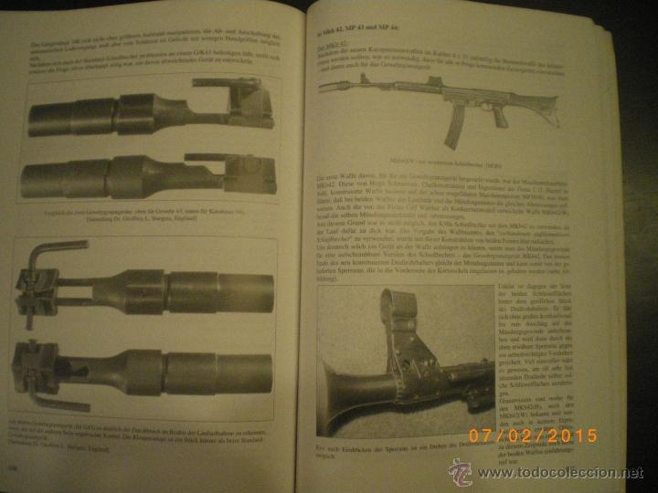 Militaria: LIBRO GRANADAS DE FUSIL ALEMANAS 1ª Y 2ª GM - Foto 3 - 48877144