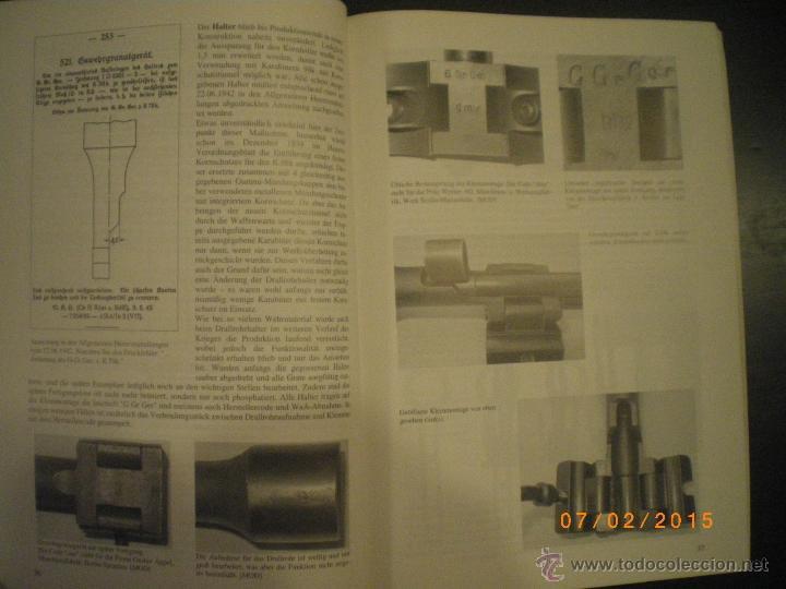 Militaria: LIBRO GRANADAS DE FUSIL ALEMANAS 1ª Y 2ª GM - Foto 8 - 48877144