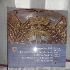 Militaria: LA PIRATERÍA EMERGENTE EN EL GOLFO DE GUINEA. Nº 143. Lote 49041105