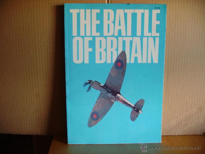 THE BATTLE OF BRITAIN (Militar - Libros y Literatura Militar)