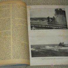 Militaria: LOS CORSARIOS SUBMARINOS, POR MATEO MILLE, 1931 ILUSTRADO CON FOTOGRAFÍAS. Lote 49141688