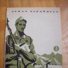 Militaria: LIBRO LA MILICIA UNIVERSITARIA. Lote 49163013