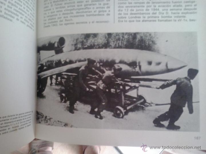Militaria: HISTORIA DE LA II GUERRA MUNDIAL -EDITORIAL MARIN-1969 - Foto 4 - 49236526