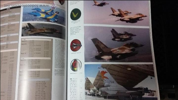 Militaria: The AirForces Book of the F-16 Fighting Falcon - Foto 6 - 49304926
