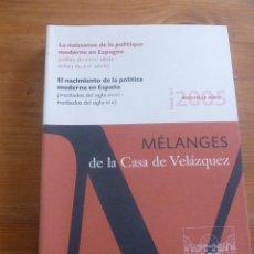 Militaria: IMAGENES COLONIALES DE MARRUECOS EN ESPAÑA. VARIOS AUTORES. CASA DE VELAZQUEZ.2007 326 PAG. Lote 49480547