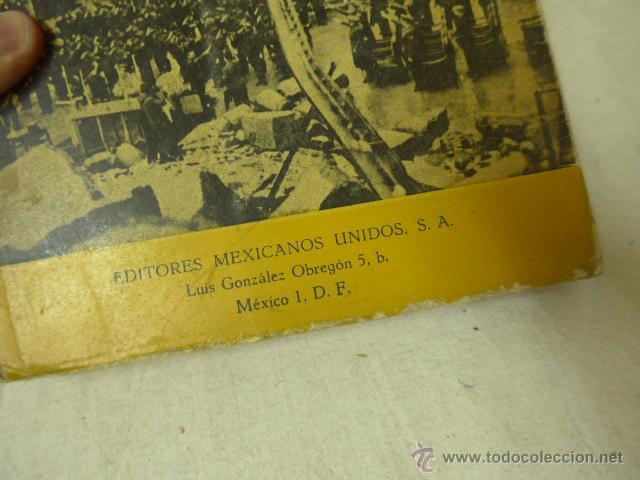 Militaria: Libro la defensa del alcazar de Toledo, hecho por republicanos de mejico exilio, 1963, guerra civil - Foto 2 - 49565335
