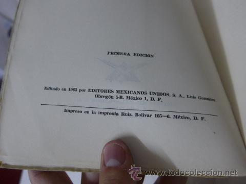 Militaria: Libro la defensa del alcazar de Toledo, hecho por republicanos de mejico exilio, 1963, guerra civil - Foto 5 - 49565335