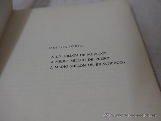Militaria: Libro la defensa del alcazar de Toledo, hecho por republicanos de mejico exilio, 1963, guerra civil - Foto 6 - 49565335