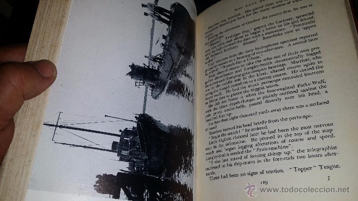 Militaria: MH.U-BOAT,LIBRO DE SUBMARINOS DE LA SEGUNDA GUERRA MUNDIAL - Foto 4 - 49671834