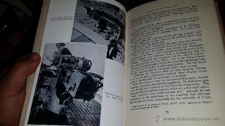 Militaria: MH.U-BOAT,LIBRO DE SUBMARINOS DE LA SEGUNDA GUERRA MUNDIAL - Foto 5 - 49671834