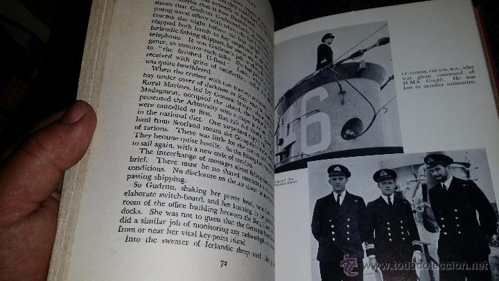 Militaria: MH.U-BOAT,LIBRO DE SUBMARINOS DE LA SEGUNDA GUERRA MUNDIAL - Foto 6 - 49671834