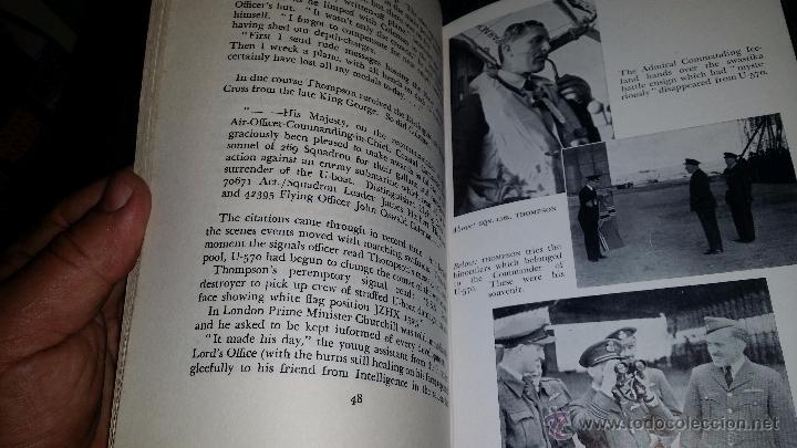 Militaria: MH.U-BOAT,LIBRO DE SUBMARINOS DE LA SEGUNDA GUERRA MUNDIAL - Foto 7 - 49671834