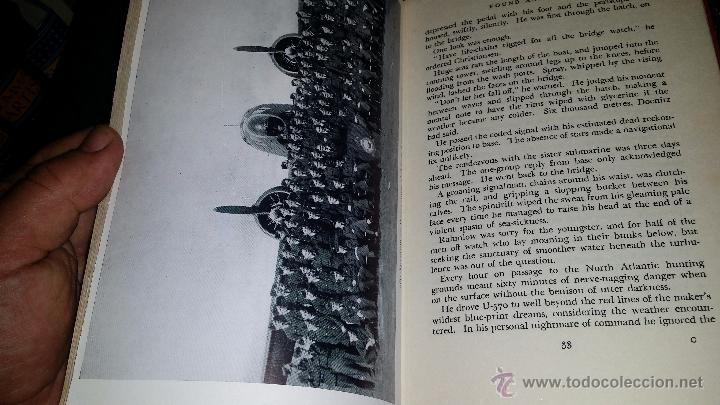 Militaria: MH.U-BOAT,LIBRO DE SUBMARINOS DE LA SEGUNDA GUERRA MUNDIAL - Foto 8 - 49671834