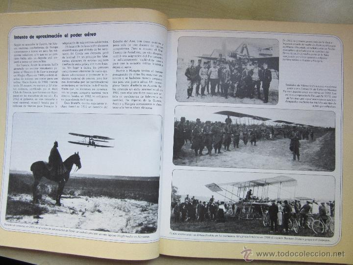 Militaria: Los caballeros del Aire Time-Life Sobre la guerra en el aire en la Primera Guerra Mundial - Foto 3 - 49688774
