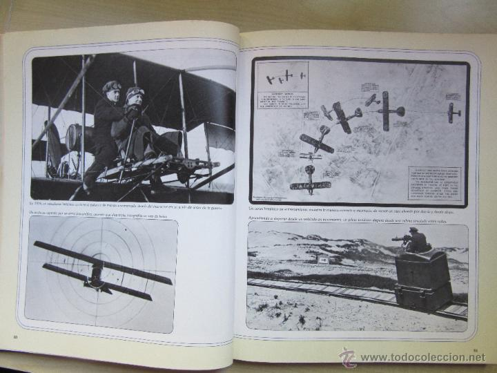 Militaria: Los caballeros del Aire Time-Life Sobre la guerra en el aire en la Primera Guerra Mundial - Foto 4 - 49688774