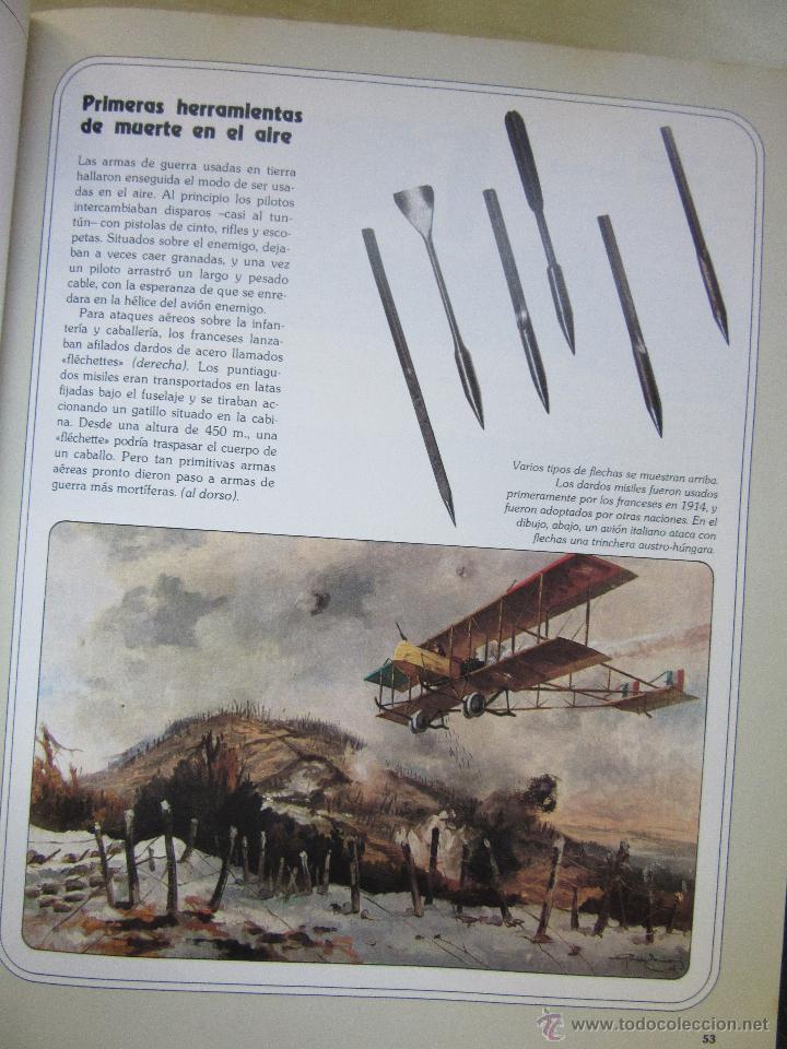 Militaria: Los caballeros del Aire Time-Life Sobre la guerra en el aire en la Primera Guerra Mundial - Foto 5 - 49688774