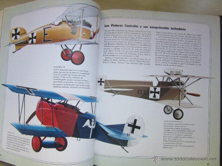 Militaria: Los caballeros del Aire Time-Life Sobre la guerra en el aire en la Primera Guerra Mundial - Foto 6 - 49688774
