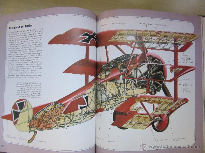 Militaria: Los caballeros del Aire Time-Life Sobre la guerra en el aire en la Primera Guerra Mundial - Foto 7 - 49688774