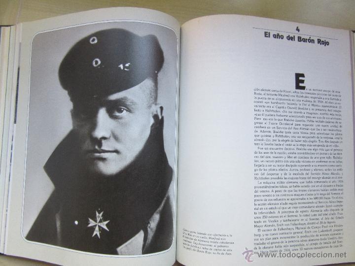 Militaria: Los caballeros del Aire Time-Life Sobre la guerra en el aire en la Primera Guerra Mundial - Foto 8 - 49688774