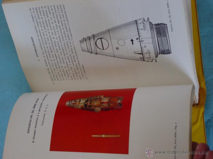 CATALOGO DE MUNICIONES I, II Y III (Militar - Libros y Literatura Militar)