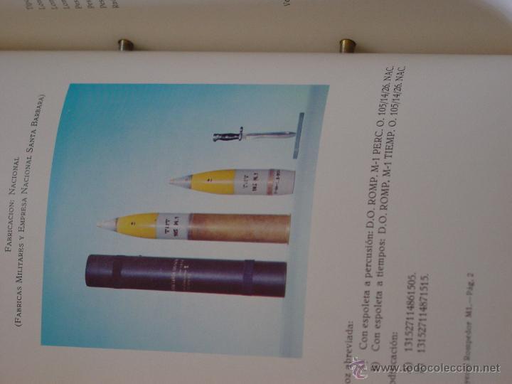 Militaria: catalogo de municiones I, II y III - Foto 3 - 49857845