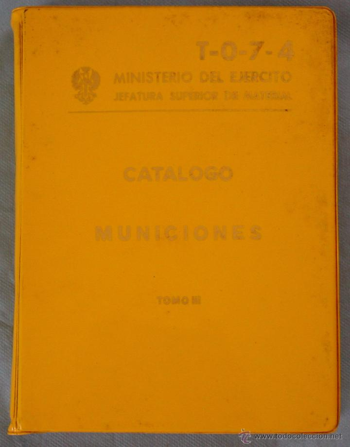 Militaria: catalogo de municiones I, II y III - Foto 5 - 49857845
