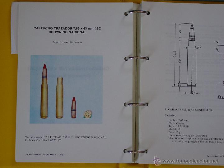 Militaria: catalogo de municiones I, II y III - Foto 7 - 49857845