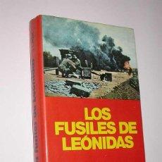 Militaria: LOS FUSILES DE LEÓNIDAS. JOSEPH L. HEIDE. EDICIONES PETRONIO, 1979. TERMOPILAS 1941 II GUERRA. Lote 49911187