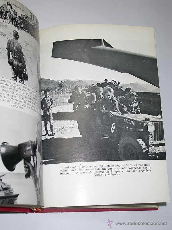 Militaria: VIETNAM. UN MILLÓN $ POR GUERRILLERO. Jean Lartéguy. Esdiven, 1969. FOTOS DE ALAIN TAIET - Foto 4 - 49924480
