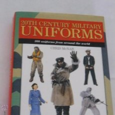 Militaria: 20 TH CENTURY MILITARY UNIFORMS EN INGLES DE LA EDITORIAL BARNES & NOBLE BOOKS. Lote 50018129
