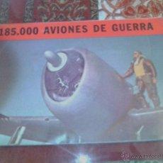 Militaria: AVIONES DE GUERRA. Lote 50028874