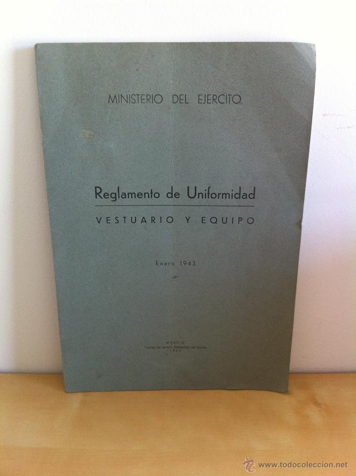 Militaria: LOTE DE DOCUMENTACIÓN MILITAR Y DEL EJERCITO. MANUAL DE SARGENTO, ARTILLERÍA, INFANTERÍA.36 UNIDADES - Foto 14 - 50032540