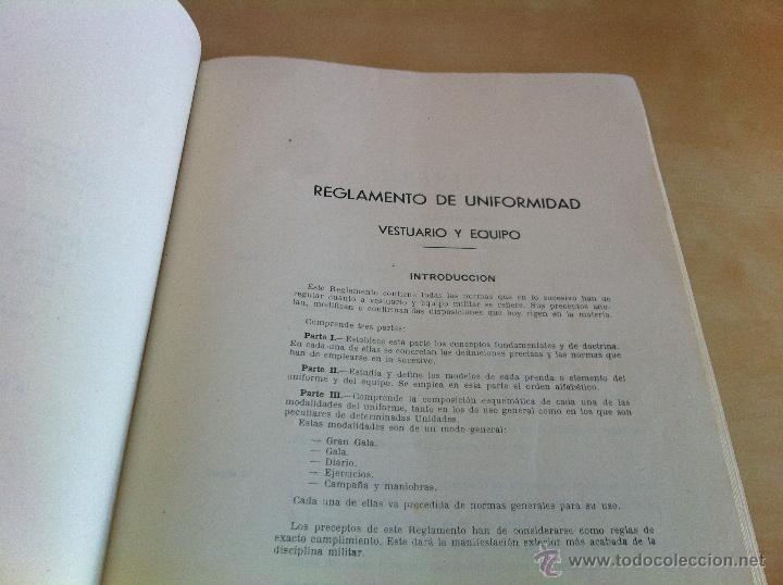 Militaria: LOTE DE DOCUMENTACIÓN MILITAR Y DEL EJERCITO. MANUAL DE SARGENTO, ARTILLERÍA, INFANTERÍA.36 UNIDADES - Foto 16 - 50032540