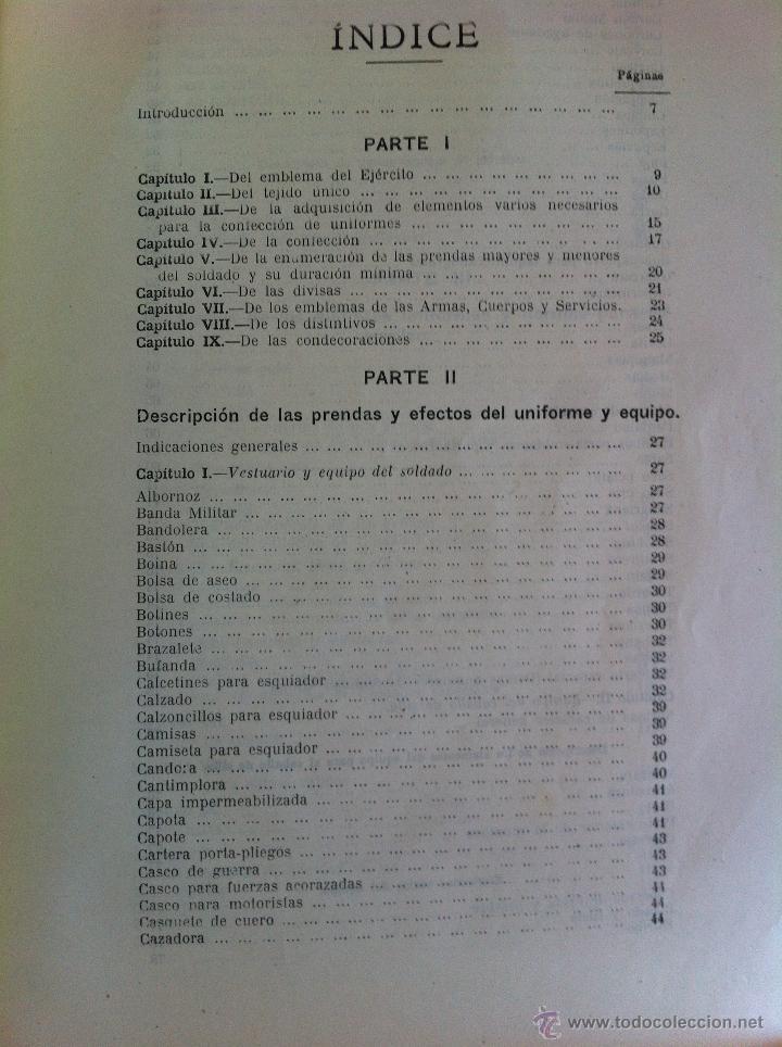 Militaria: LOTE DE DOCUMENTACIÓN MILITAR Y DEL EJERCITO. MANUAL DE SARGENTO, ARTILLERÍA, INFANTERÍA.36 UNIDADES - Foto 20 - 50032540