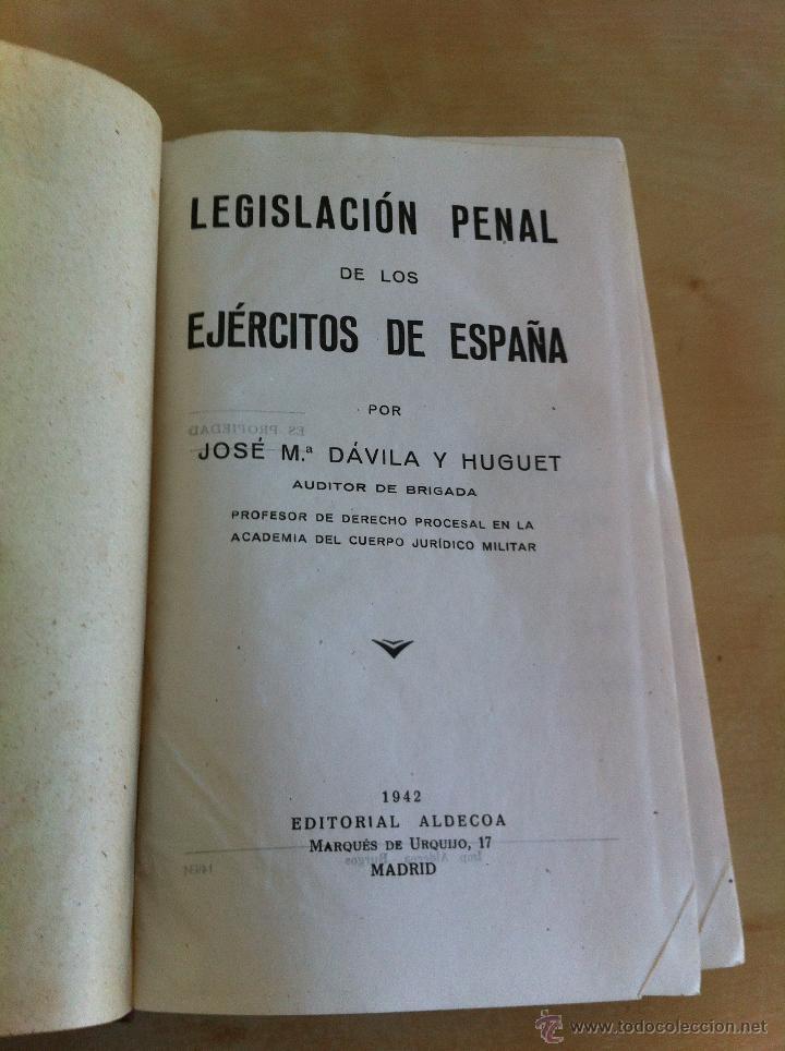 Militaria: LOTE DE DOCUMENTACIÓN MILITAR Y DEL EJERCITO. MANUAL DE SARGENTO, ARTILLERÍA, INFANTERÍA.36 UNIDADES - Foto 26 - 50032540