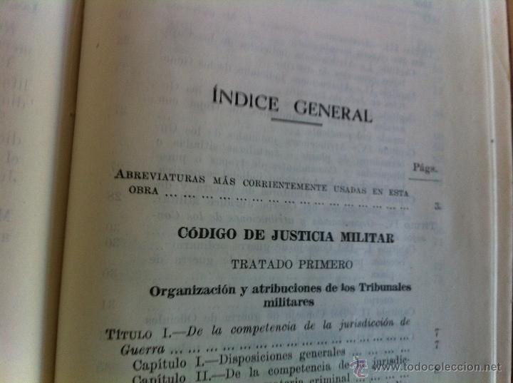 Militaria: LOTE DE DOCUMENTACIÓN MILITAR Y DEL EJERCITO. MANUAL DE SARGENTO, ARTILLERÍA, INFANTERÍA.36 UNIDADES - Foto 29 - 50032540