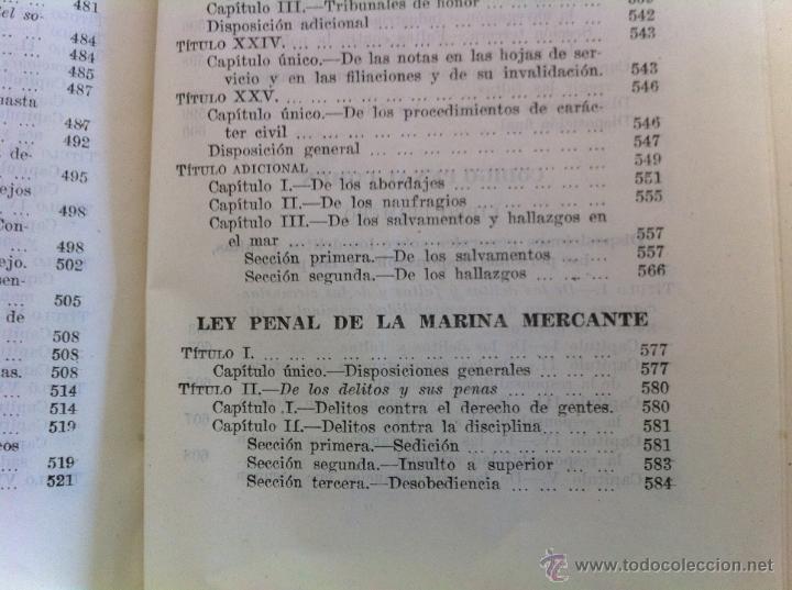 Militaria: LOTE DE DOCUMENTACIÓN MILITAR Y DEL EJERCITO. MANUAL DE SARGENTO, ARTILLERÍA, INFANTERÍA.36 UNIDADES - Foto 37 - 50032540
