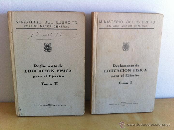 Militaria: LOTE DE DOCUMENTACIÓN MILITAR Y DEL EJERCITO. MANUAL DE SARGENTO, ARTILLERÍA, INFANTERÍA.36 UNIDADES - Foto 181 - 50032540