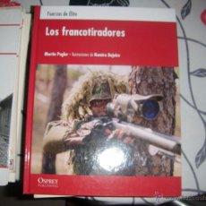 Militaria: LOS FRANCOTIRADORES. OSPREY FUERZAS DE ELITE. Lote 50087962