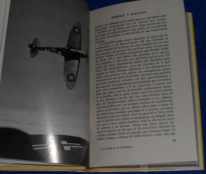 Militaria: La batalla de Inglaterra - Ronald W.Clark - Editorial Juventud (1981) ¡Impecable! - Foto 4 - 50343742