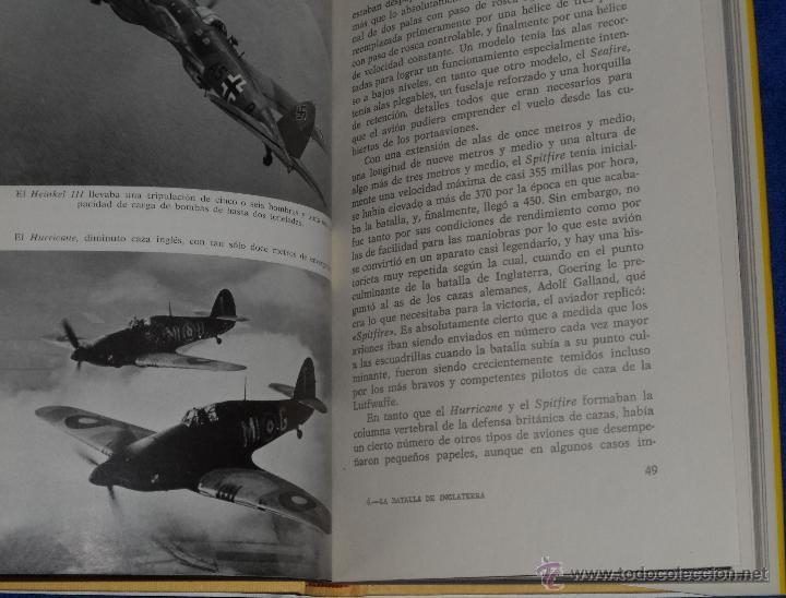 Militaria: La batalla de Inglaterra - Ronald W.Clark - Editorial Juventud (1981) ¡Impecable! - Foto 5 - 50343742