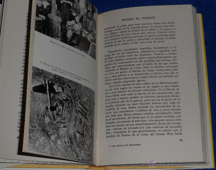 Militaria: La batalla de Inglaterra - Ronald W.Clark - Editorial Juventud (1981) ¡Impecable! - Foto 6 - 50343742
