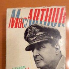 Militaria: MAC ARTHUR. GENERAL WILLOUGHBY. EDIT. AHR. 1955. Lote 50366804