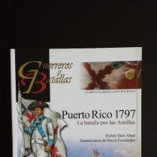 Militaria: PUERTO RICO 1797 . Lote 50367006