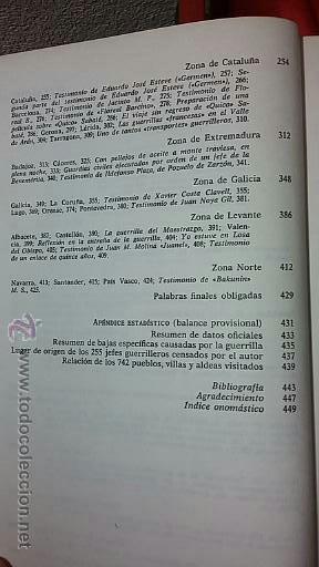 Militaria: Eduardo Pons Prades: Guerrillas españolas 1936-1960 - Foto 2 - 50372232