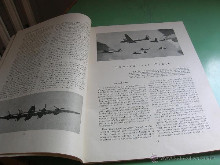 Militaria: Revista de aeronáutica año 1947 - Foto 2 - 50411437