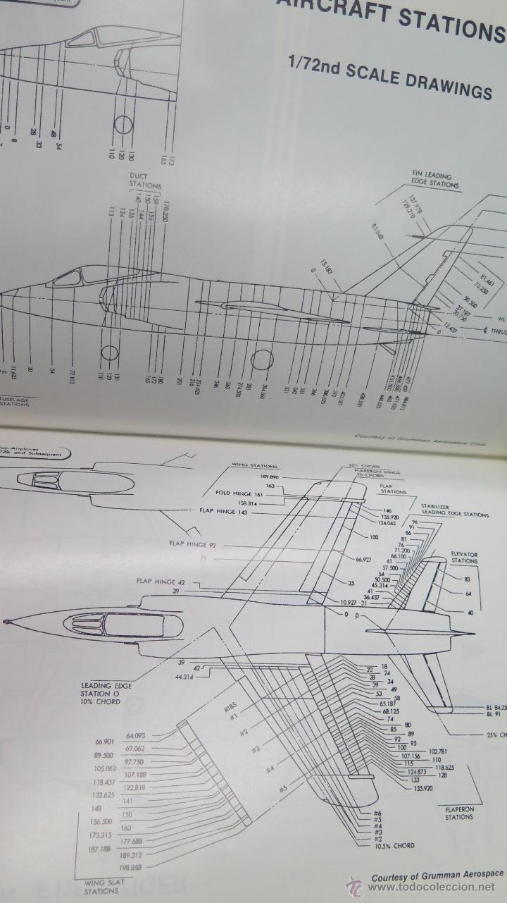 Militaria: F11F TIGER. IN DETAIL & SCALE. BERT KINZEY. PROFUSAMENTE ILUSTRADO - Foto 3 - 50756780