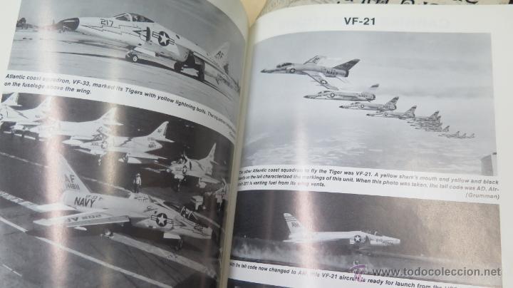 Militaria: F11F TIGER. IN DETAIL & SCALE. BERT KINZEY. PROFUSAMENTE ILUSTRADO - Foto 4 - 50756780
