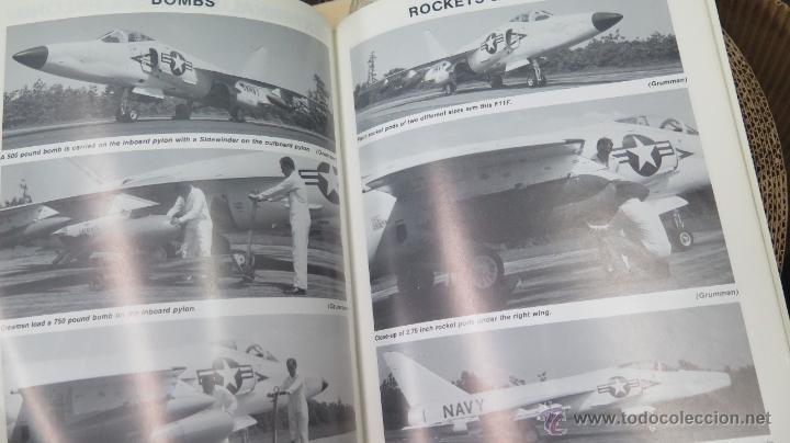 Militaria: F11F TIGER. IN DETAIL & SCALE. BERT KINZEY. PROFUSAMENTE ILUSTRADO - Foto 6 - 50756780