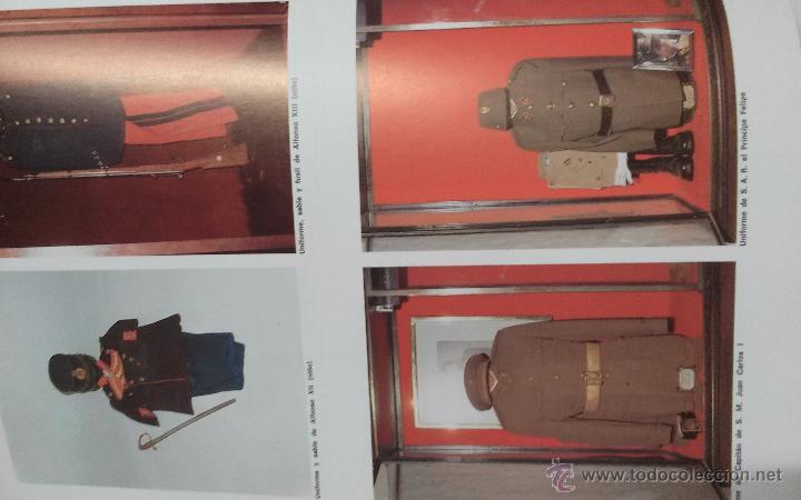 Militaria: CATALOGO DEL EJERCITO - DIA DE LAS FUERZAS ARMADAS BURGOS 1983 - CATALOGO DE EXPOSICIONES - Foto 2 - 50864053